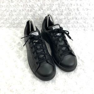 Adidas Stan Smith Black Trainers Casual Sneakers
